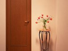 室内插花壁纸