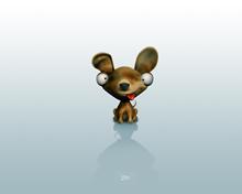 3D卡通动物壁纸