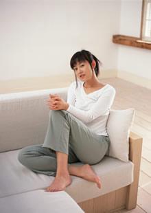 休闲女性高清图片