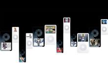 Ipod创意设计图