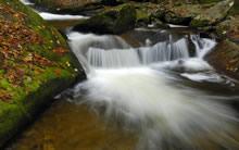 美丽的小溪流