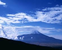 蓝天白云高清壁纸