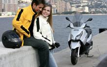 摩托车和爱情