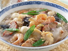 海鲜美食高清晰壁纸图片