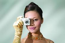 女性造型高清晰壁纸图片